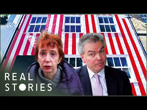 Millionaire Neighbors At War: Battle of the Striped House (Super Rich Documentary) | Real Stories