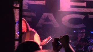 Fear Factory Live Medley, Munich, 28 November 2012