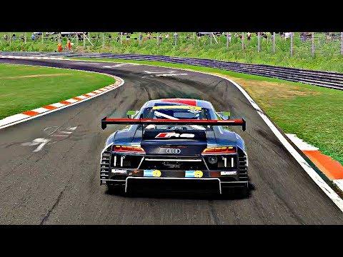 Gran Turismo Sport - Gameplay Audi R8 LMS @ Nurburgring Nordschleife [1080p 60fps]