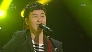 유희열의 스케치북 - 장범준 - 꽃송이가.20160318