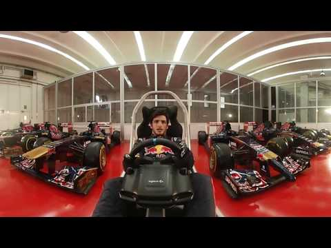 Canada GP - Carlos Sainz 360 hotlap - Scuderia Toro Rosso