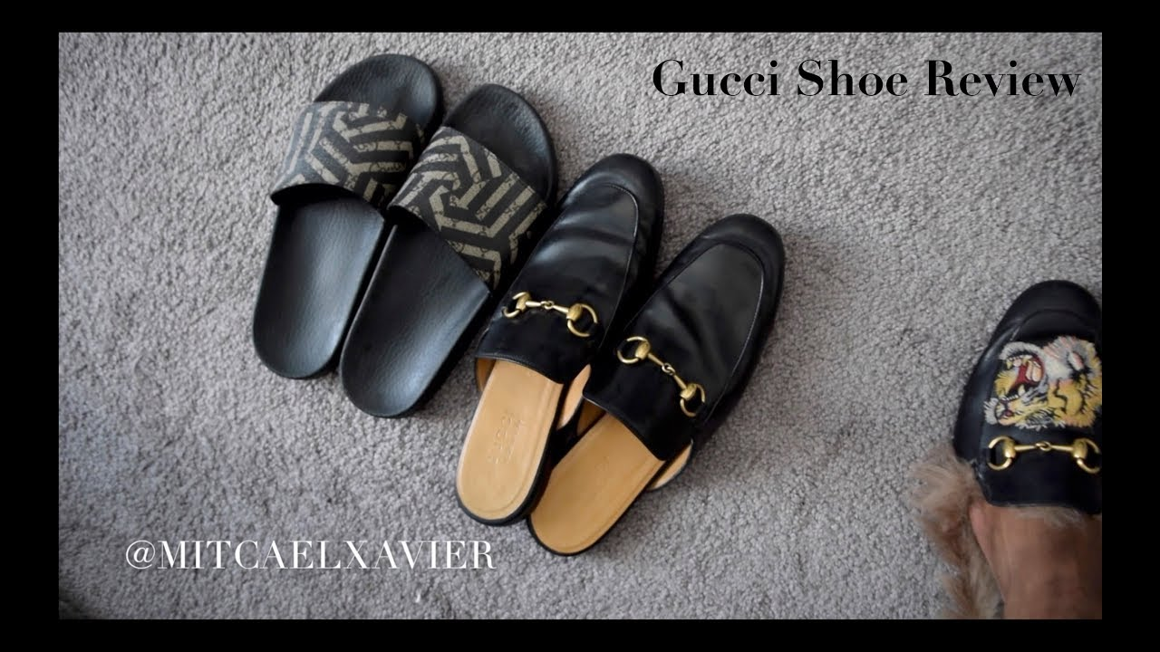 f0919db657d Gucci Shoe Review (Princetown Loafers