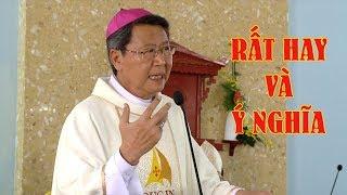 Bài Giảng Ý Nghĩa Mới Nhất 2018 Của Đức Cha Phêrô Nguyễn Văn Khảm |Bài Giảng Công Giáo Hay