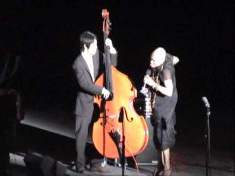 Dee Dee Bridgewater and The Thelonious Monk Institute of Jazz Ensemble @  SHANGHAI EXPO 2010