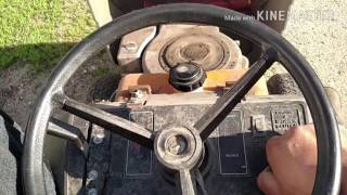 Getting riding mower going after sitting for years MP3