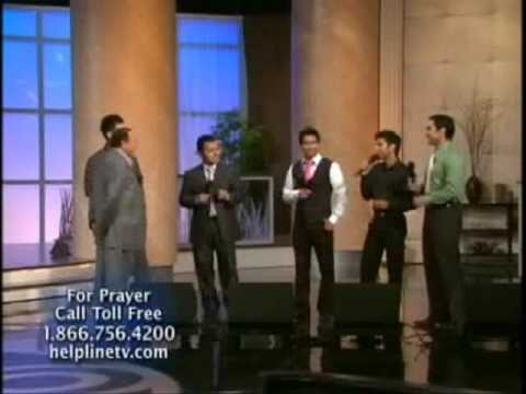 "Morris Cerullo interviews GB5 Live on ""Help Line"" CBS"