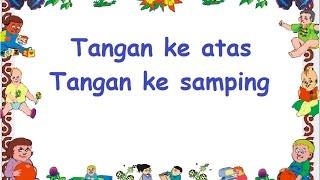 Gambar cover DUDUK YANG MANIS (LIRIK) - Lagu Anak - Cipt. Pak Kasur - Musik Pompi S.