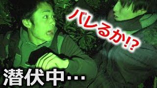 【パニックフェイス】木の上に隠れて友人にバレずにいられるか!?