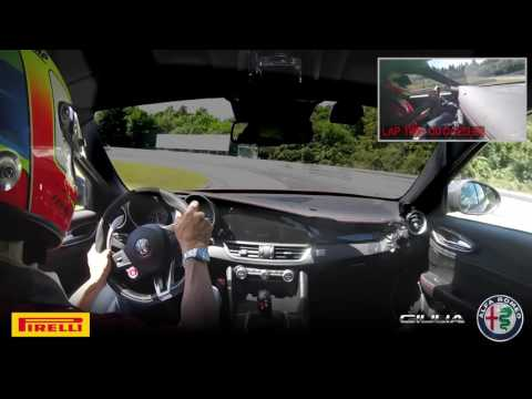 Alfa Romeo | Giulia Quadrifoglio - New Record at Nürburgring