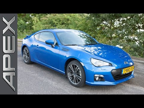 SUBARU BRZ 2.0 SPORT EXECUTIVE - Review