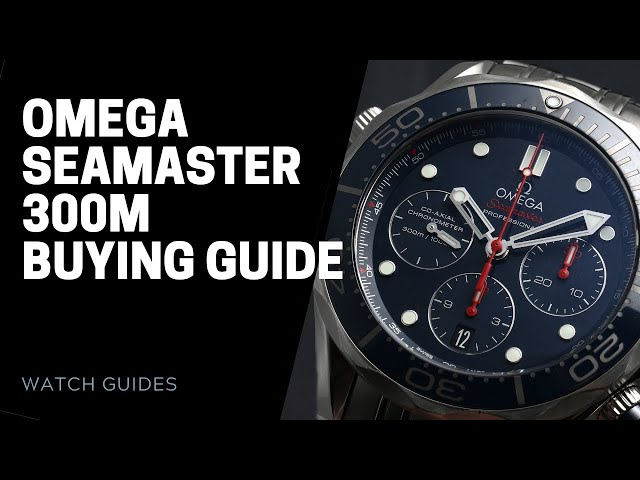 Omega Seamaster 300M Diver Buying Guide | SwissWatchExpo