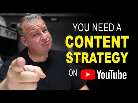 YouTube Content Strategy That Every YouTuber Needs To Know