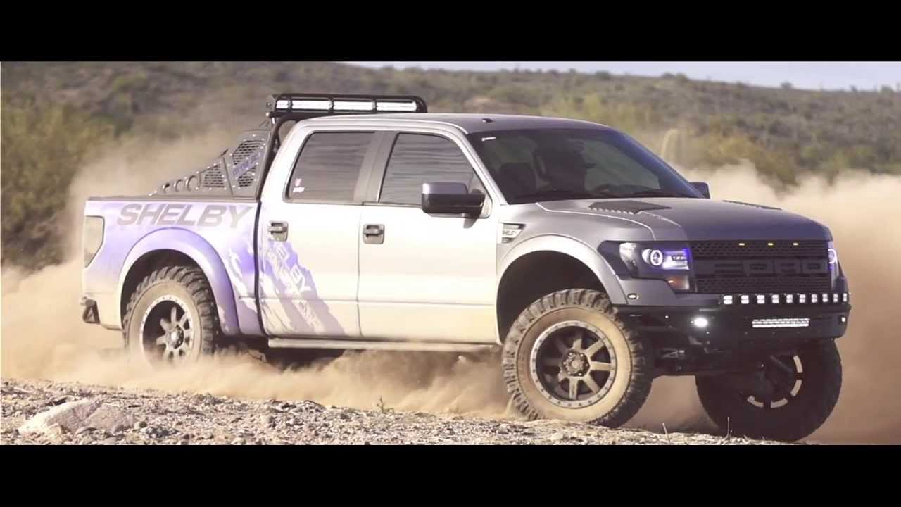 Addictive Desert Designs  Shelby Ford Raptor Off Roading  YouTube