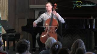 CELLO MASTERCLASS WITH ROBERT DEMAINE