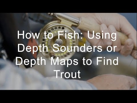How To Fish: Using Depth Sounders Or Depth Maps To Find Fish | GoFishBC