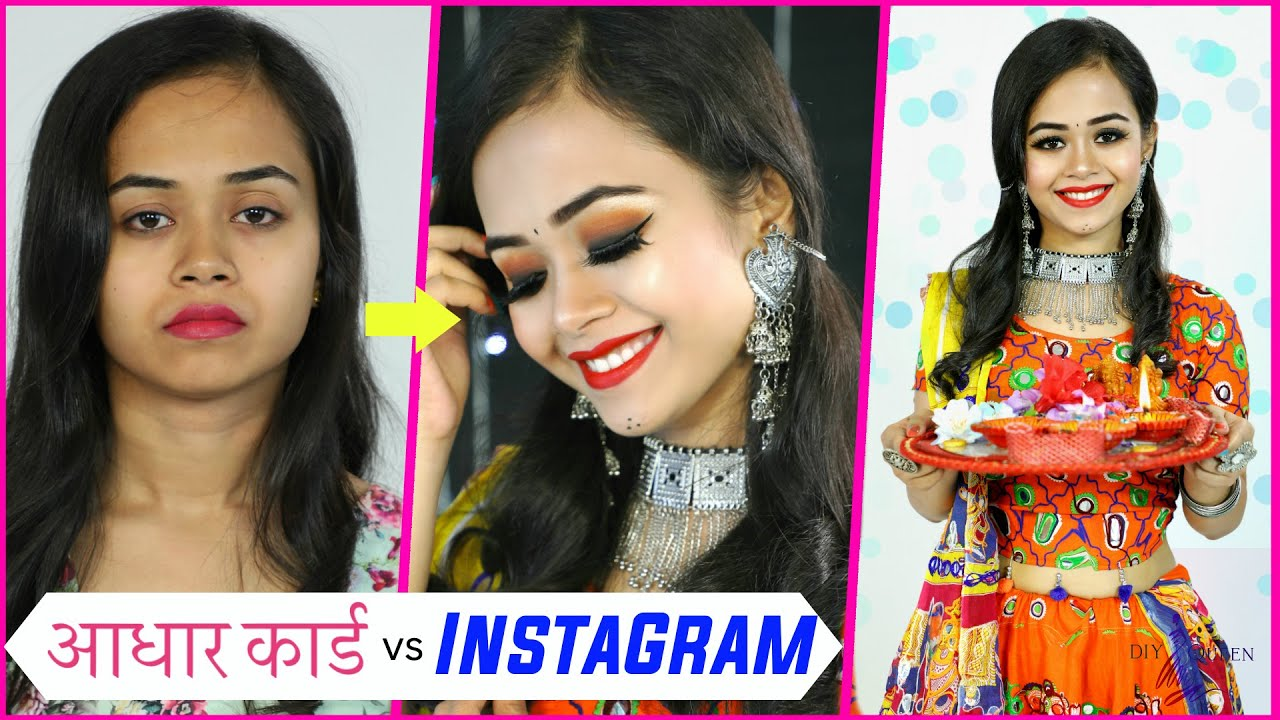 Challenge QUEEN - Navratri Special Makeup | Step By Step Tutorial | Episode 4 | DIYQueen