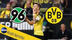 Hannover 96 gegen den BVB im TV und LIVE-STREAM sehen