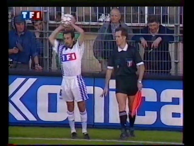 AUXERRE -  NANTES    - 1994 -