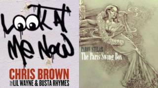 Look at My Booty Swing [Chris Brown vs. Parov Stelar] (DJ J&W MashUp)