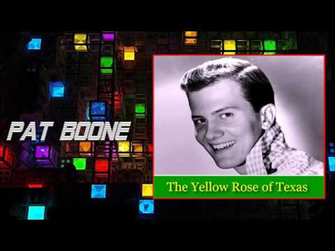 Pat Boone - The Yellow Rose of Texas