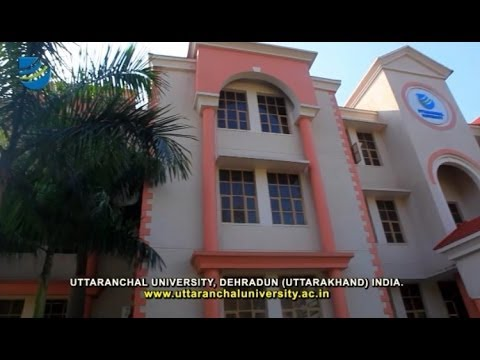 """Uttaranchal University for the excellence within """"U"""""""