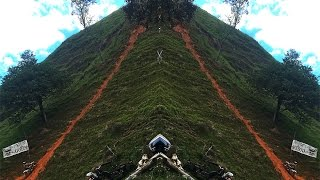 DESAFIO Morro da Caveira-Trilha da cambota/ impressionante esse barranco!