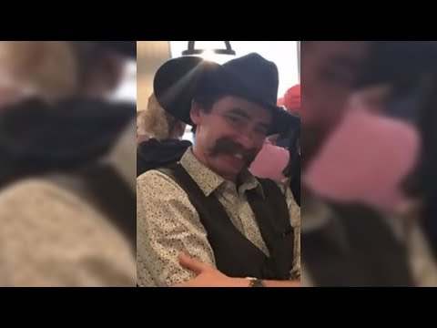 Suspected Dine-and-dash Cowboy Nabbed In Calgary