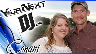 Your Next Dj | Josh & Danielle Conant's Wedding Testimonial | Wishing Well Barn