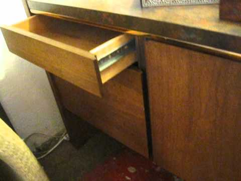 Vintage Credenza - Kimball Office Furniture - Casa Victoria - Vintage Credenza - Kimball Office Furniture - Casa Victoria - YouTube