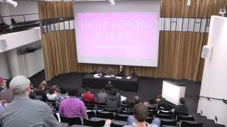"""DDes Conference: """"Data Across Scales: Reshaping Design"""" Part 1"""