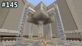Minecraft Xbox 360 - Operation Bedrock #145 - New Iron Golem Farm and Triple Beacons!