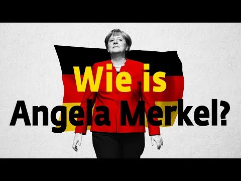 Wie is Angela Merkel?