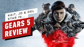 Gears 5 Final Review (Video Game Video Review)