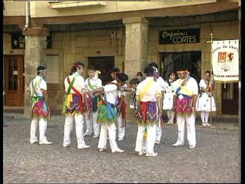Danzas de La Rioja: Briones