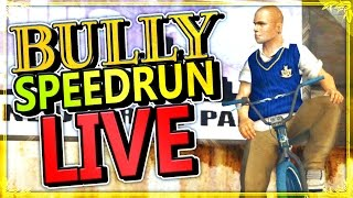 "BULLY SPEEDRUN! - ""Why do you have to be such a Bully, Billy? Why?!"" (2h 45m 21s)"