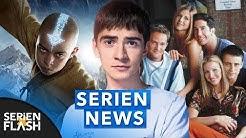 Club der roten Bänder: Fortsetzung bestellt | Netflix Avatar-Serie | Friends Reunion | SerienNews