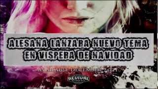 LC TV | ALESANA LANZARÁ NUEVO TEMA PARA VISPERA DE NAVIDAD