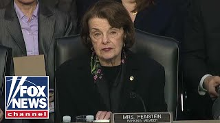 Dianne Feinstein: 'There is no Deep State'