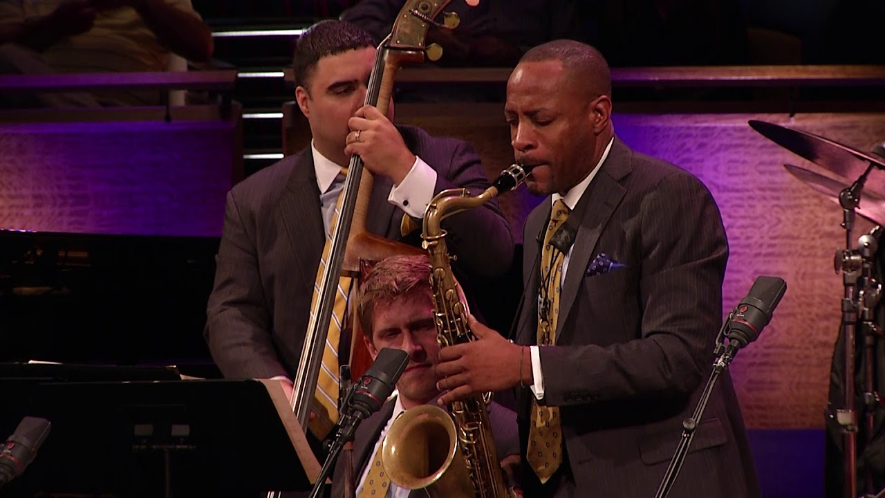 VERY EARLY (from HANDUL OF KEYS) - JLCO with Wynton Marsalis ft. Joey Alexander