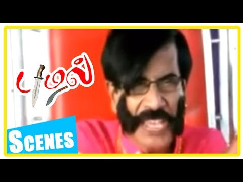 Puzhal Tamil Movie | Scenes | Emachandran...