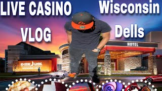 Live Casino Vlog aт Ho-Chunk In The Dells