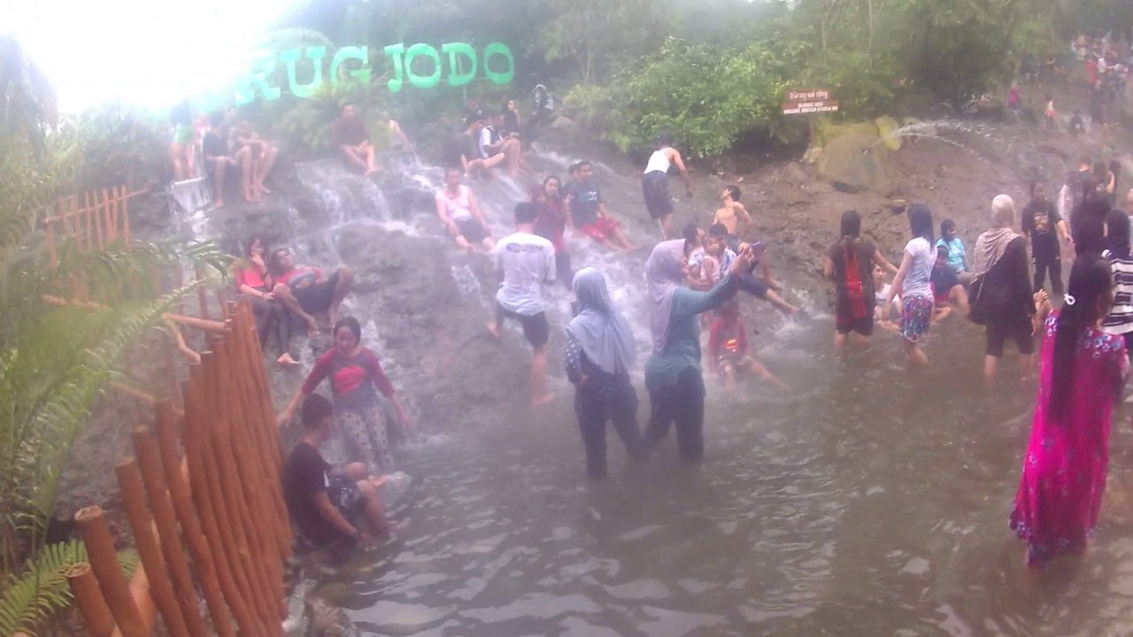 Keindahan Curug Jodo  bandung 9- Wonderful Indonesia - YouTube