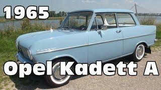 Opel Kadett A 1965