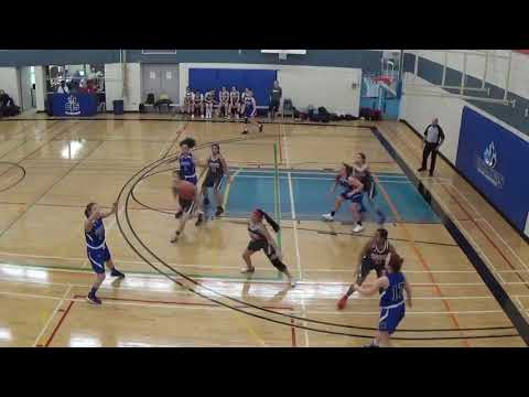 St Vital Tour RE VarsityGirls Game 2 Jan 19 2017