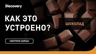 Производство шоколада | Как это устроено | Discovery Channel