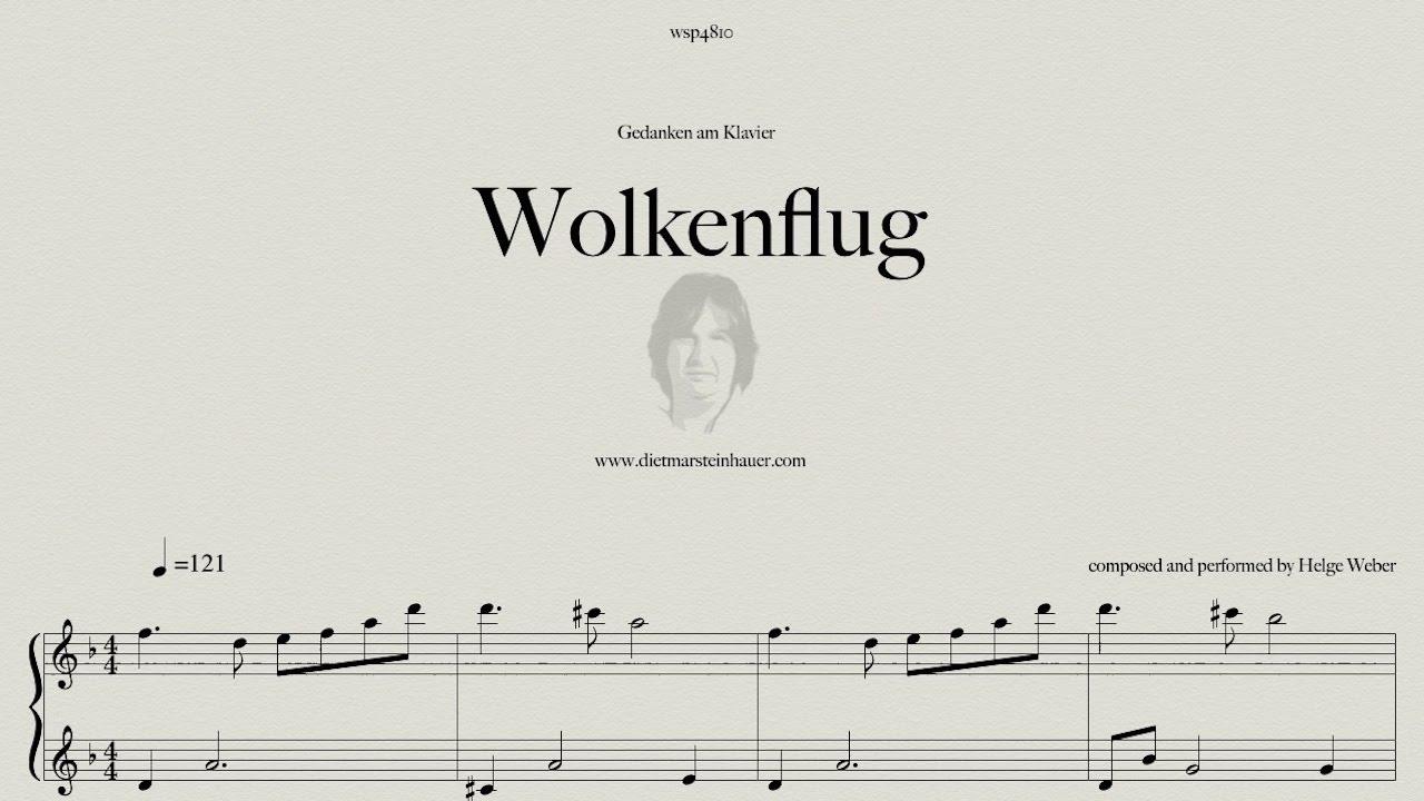 Wolkenflug youtube for Dietmar steinhauer