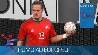 1ª e 2ª Jornadas | Qualificação Europeu Croácia 2018