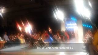 Caribbean Fashion Week 2014,14th June: Fashion show 9 Alicia Mullings from the UK Thumbnail