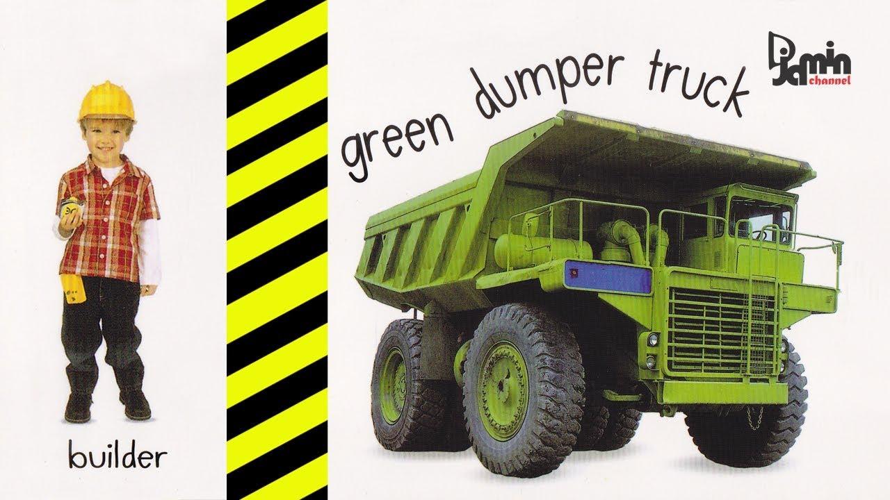 Kendaraan Alat berat Dump Truk Traktor Eskavator Big Vehicle