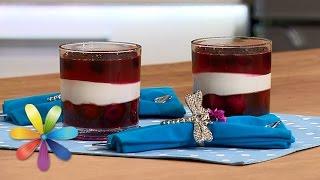 Диетический творожно-желейный десерт - Все буде добре - Выпуск 635 - 15.07.15